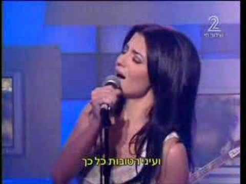 Ha-keev ha-ze - Ninet & Ivri Lider - LIVE!