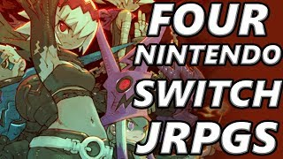 4 Nintendo Switch JRPGs I Can't Wait To Play