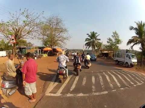 Goa roads february 2012