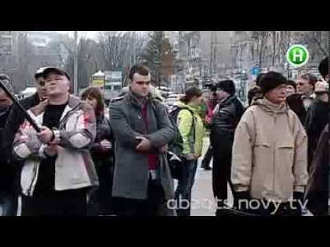 """Евроинтеграция: """"разборки"""" в Раде и Евромайданы по регионам - Абзац! - 22.11.2013"""