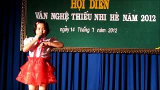 Nhanh bước nhanh nhi đồng - KP2 - phường Linh Xuân