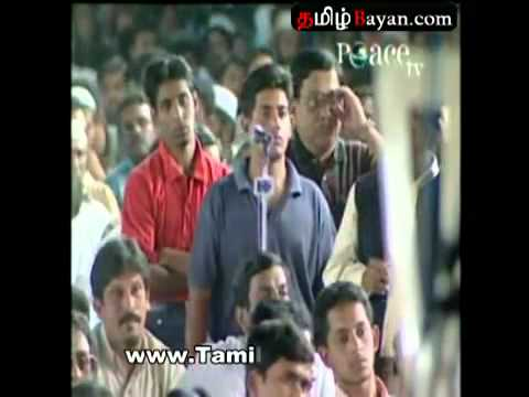 Zakir Naik Tamil Question And Answer Similarities Between Hinduism And Islam   Tamilbayan Com Tamil Bayans Online And Free Download6 video