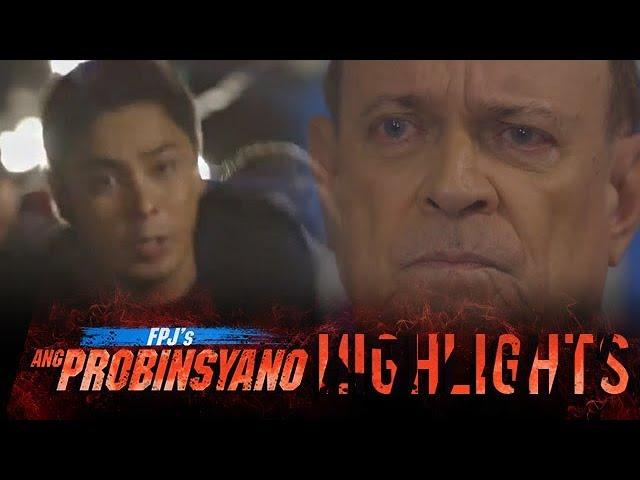 FPJ's Ang Probinsyano: Delfin prays for Cardo's safety