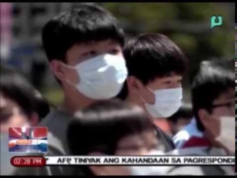 Globalita: 4 katao, namatay sa South Korea dahil sa MERS-CoV || June 5, 2015