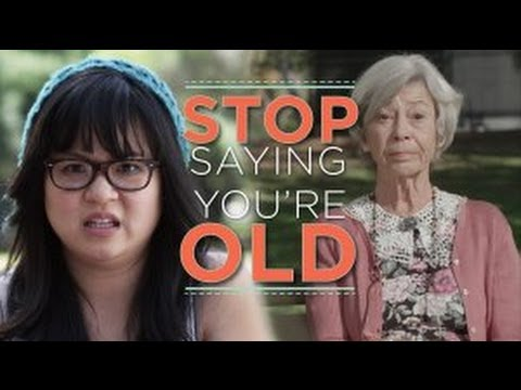 If You're Only 20-something, Stop Saying You're Old video
