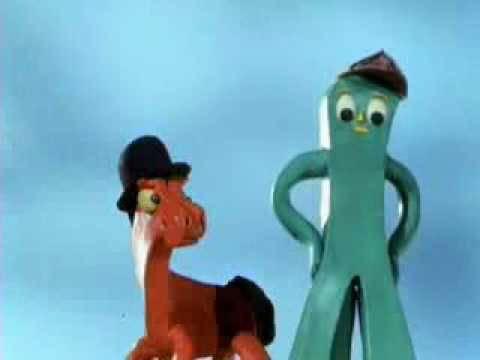 Gumby - Scrooge Loose