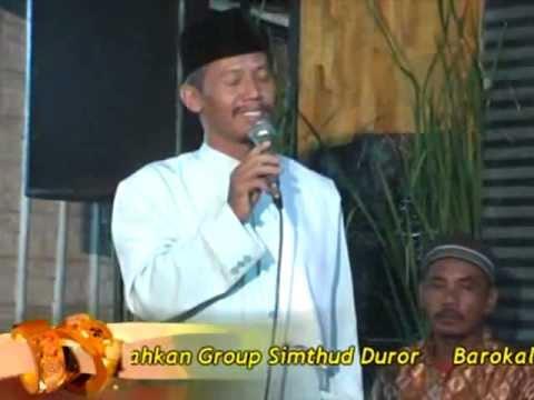 Ceramah Lucu Pernikahan KH abdul Ghoni bandar Batang