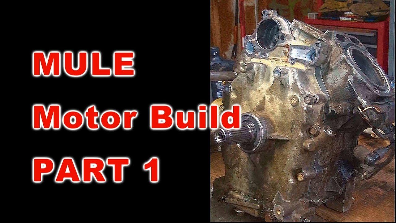 Kawasaki Mule Engine Oil