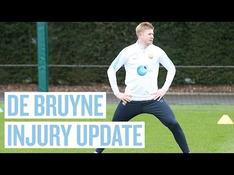 INJURY UPDATE | Kevin De Bruyne