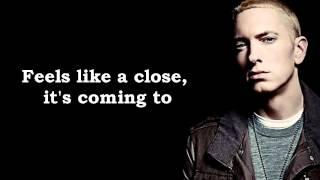 Eminem - Guts Over Fear Ft. Sia Lyrics