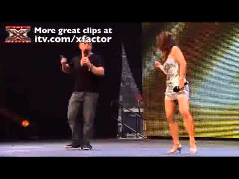 Goldie Cheung Bootcamp Performance- The X Factor 2011 Bootcamp