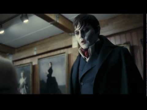 'Why Have You Done This To Me' Film Clip From 'Dark Shadows' [HD]