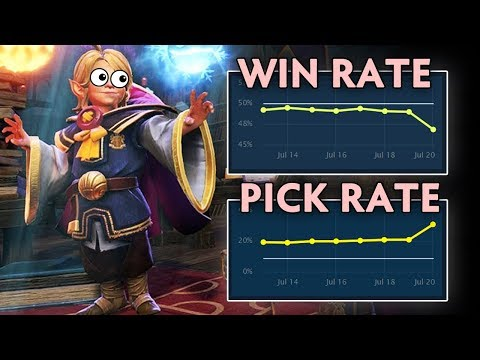 Pros LOVE NEW BOI — PICK RATE DOUBLED