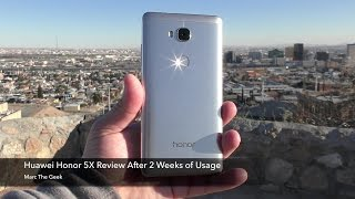 Huawei Honor 5X Review After 2 Weeks of Usage