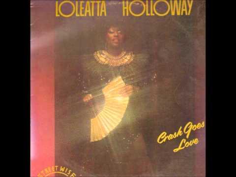 Crash Goes Love - Loleatta Holloway 1984