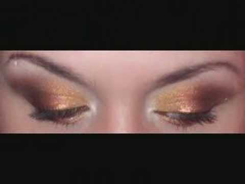 YELLOW GOLD , RUST AND WALNUT  MAKEUP TUTORIAL FOR AssiiejJ
