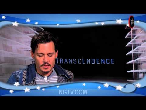 Transcendence Uncensored with Johnny Depp, Rebecca Hall, Paul Bettany, Kate Mara, Morgan Freeman & W