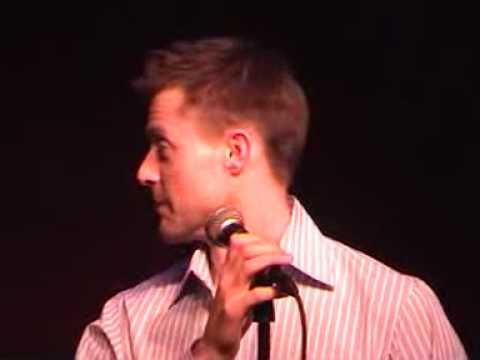 Nothing More sung by Michael Seelbach at Scott Alans Birdland Concert, Arpril 12th, 2010