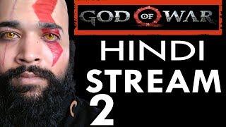 KRATOS GOD OF WAR HINDI STREAM 2