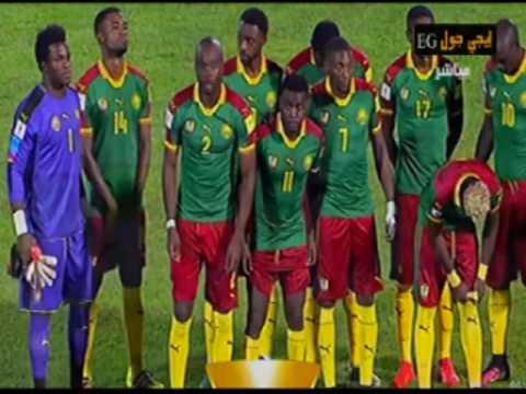 اهداف مقابلة الجزائر والكاميرون1-1 بتاريخ 9-10-2016 اولى جولات التصفيات الافريقية لكأس العالم 2018