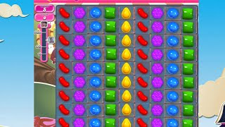 Just Need 2 Moves to Complete this Level! Yeay! | Candy Crush Saga Level 1055