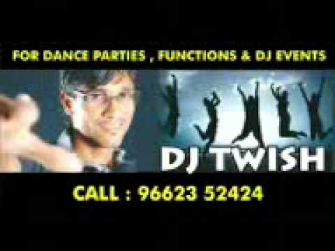 Mai Chata Hu Tujhko Hip-hop  Love Mix Dedicated My Sweetheart 2011 By Dj Twi$h 9662352424.3gp video