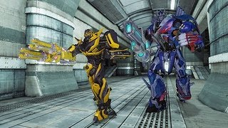 TRANSFORMERS Rise of the Dark Spark CHAPTER 14 LOCKDOWN FINAL BOSS ENDING HD