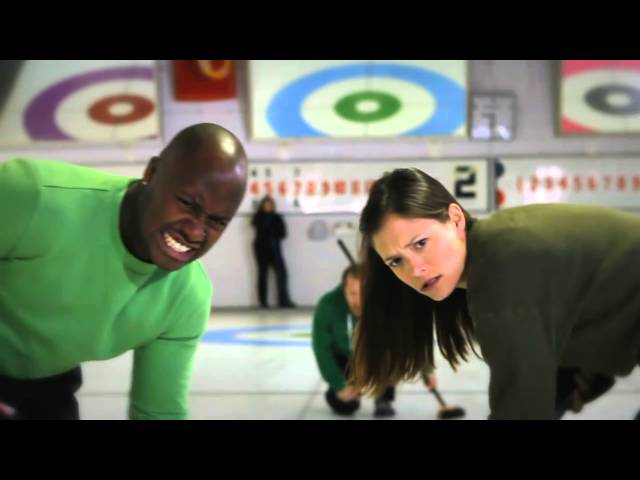Curling Television Commercial - Robert 'Clutch' Stevens - Team Green