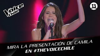 The Voice Chile | Camila Gallardo - The story
