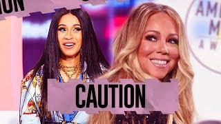 Mariah Carey And Cardi B 34 A No No 34 Remix Confirmed