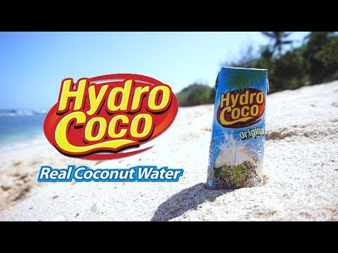 TVC HYDRO COCO ADVERTISING 2016 UNS MANTAB JIWA PRODUCTION