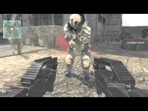 ★ MW3 - How to Kill a Juggernaut Ft. Groupbrett2 - WAY ➚