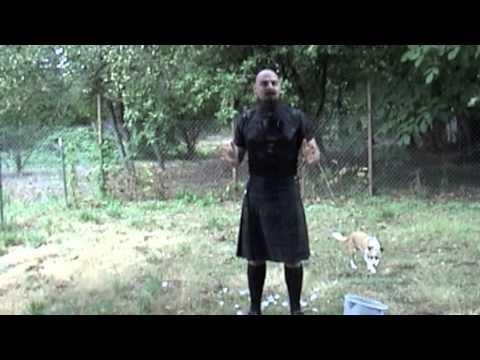 Ice Bucket Challenge: Ethan Siegel 08/22/2014