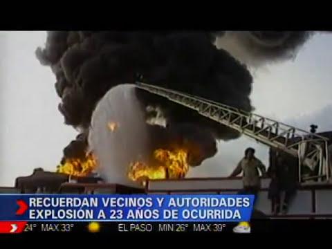 Explosión San Rafael