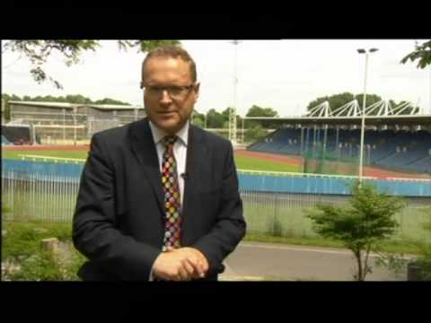 London: The future of Crystal Palace Athletics Stadium