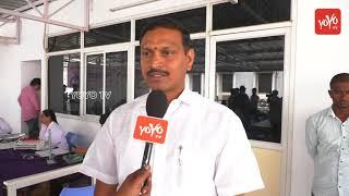 Telangana BJP State Secretary Sridharreddy about Madhavi Latha Blood Bank Donation Camp