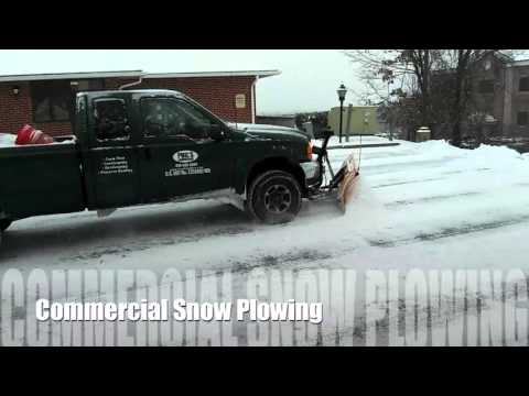 Carroll County Marylands Best Commercial Snow Plowing Company