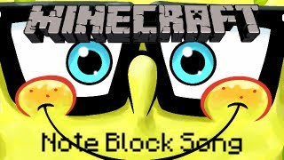 Minecraft Noteblock Song: SpongeBob Theme