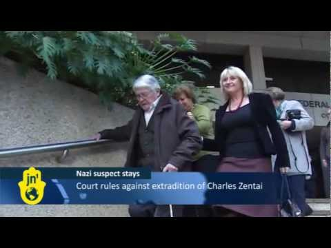 Australia Court Denies Extradition of Holocaust War Criminal Charles Zentai to Budapest, Hungary