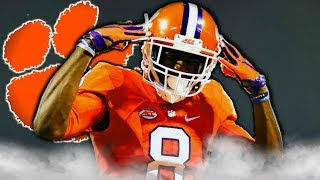 Deon Cain || Next Clemson Superstar || Official 2016-17 Clemson Highlights ᴴᴰ