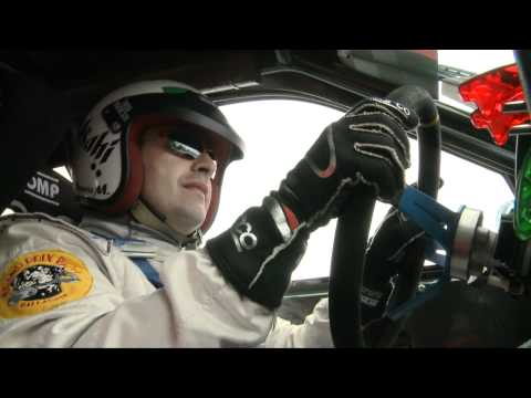 Motul @ King of Europe Drift Series 2011 - Round 1 Serbia - TV Review Part 1