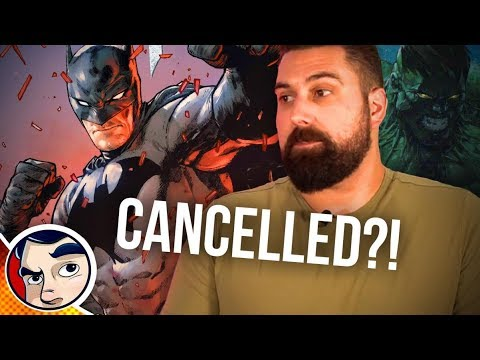 Batman is Canceled at 85 Because of Hulk? - Rumor Rant | Comicstorian