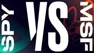 SPY vs. MSF - Week 5 Day 1 | LEC Summer Split| Splyce vs. Misfits Gaming (2019)