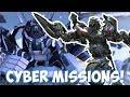 Transformers: Cyber Missions - Diamondbolt