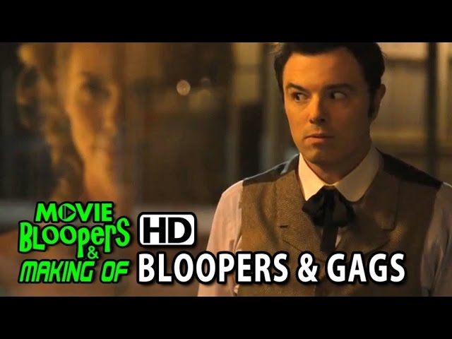 A Million Ways to Die in the West (2014) Bloopers, Gag Reel & Outtakes