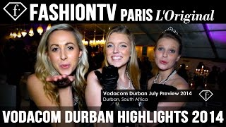 Preview F BEV Presents Vodacom Durban July 2014 - South Africa | FashionTV