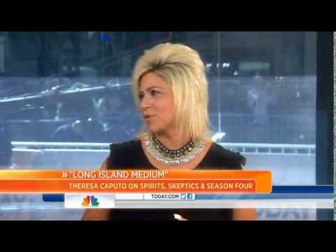 Long Island Medium: I have an 'amazing' gift