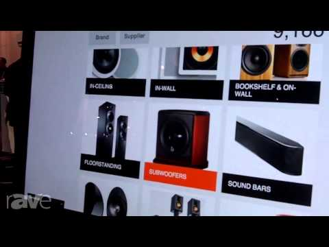 CEDIA 2013: SupplyStream Showed a Website That Lists Every Part in HomeAV Industry