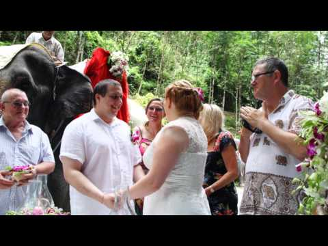 Elephant Wedding National Park Package Western Style