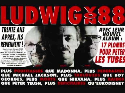 Ludwig Von 88 - Mon Coeur S